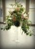 Buffet-pöydän kukka
