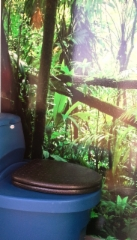 Viidakon lakiin kirjattu Biomaja