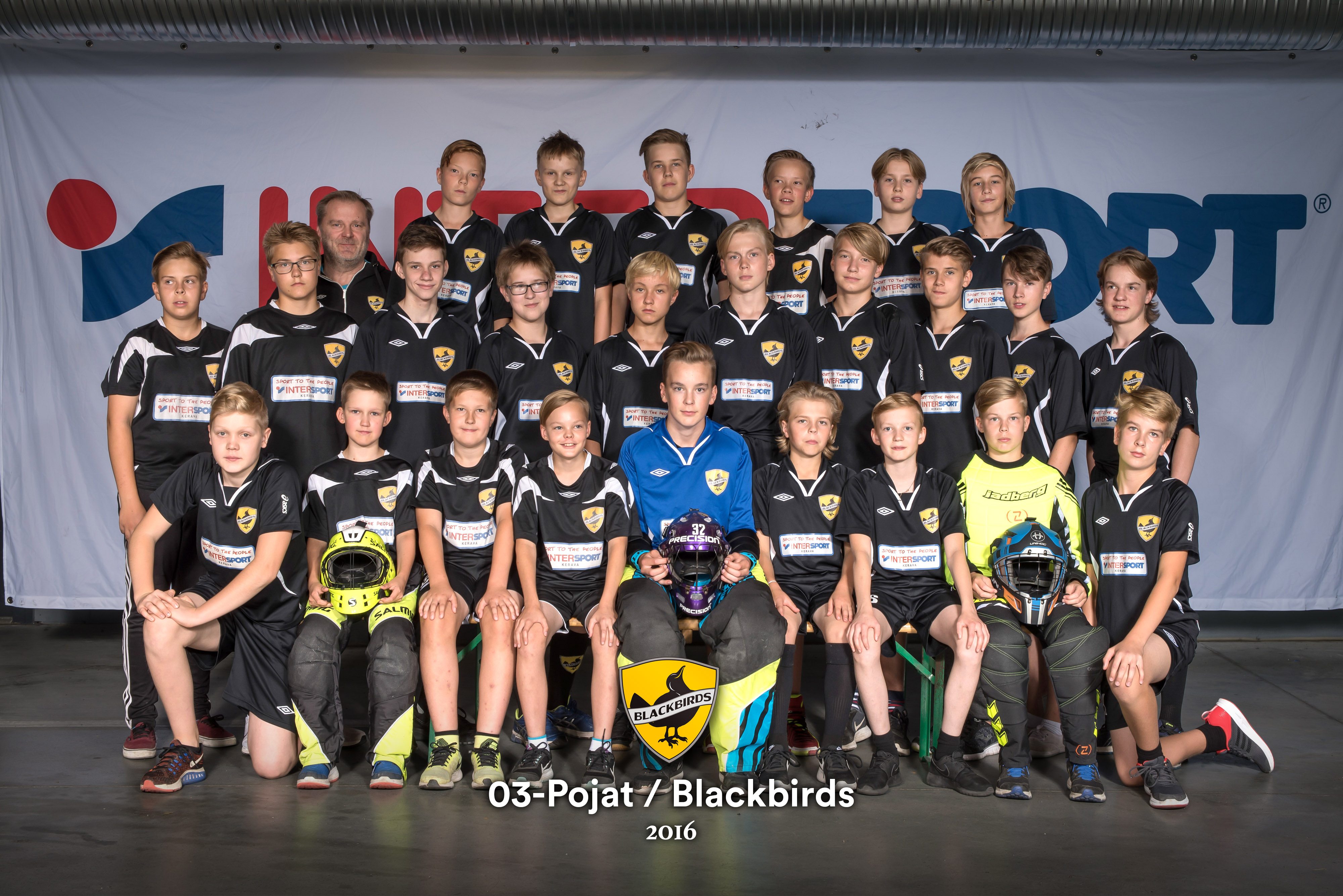 Blackbirds Salibandy
