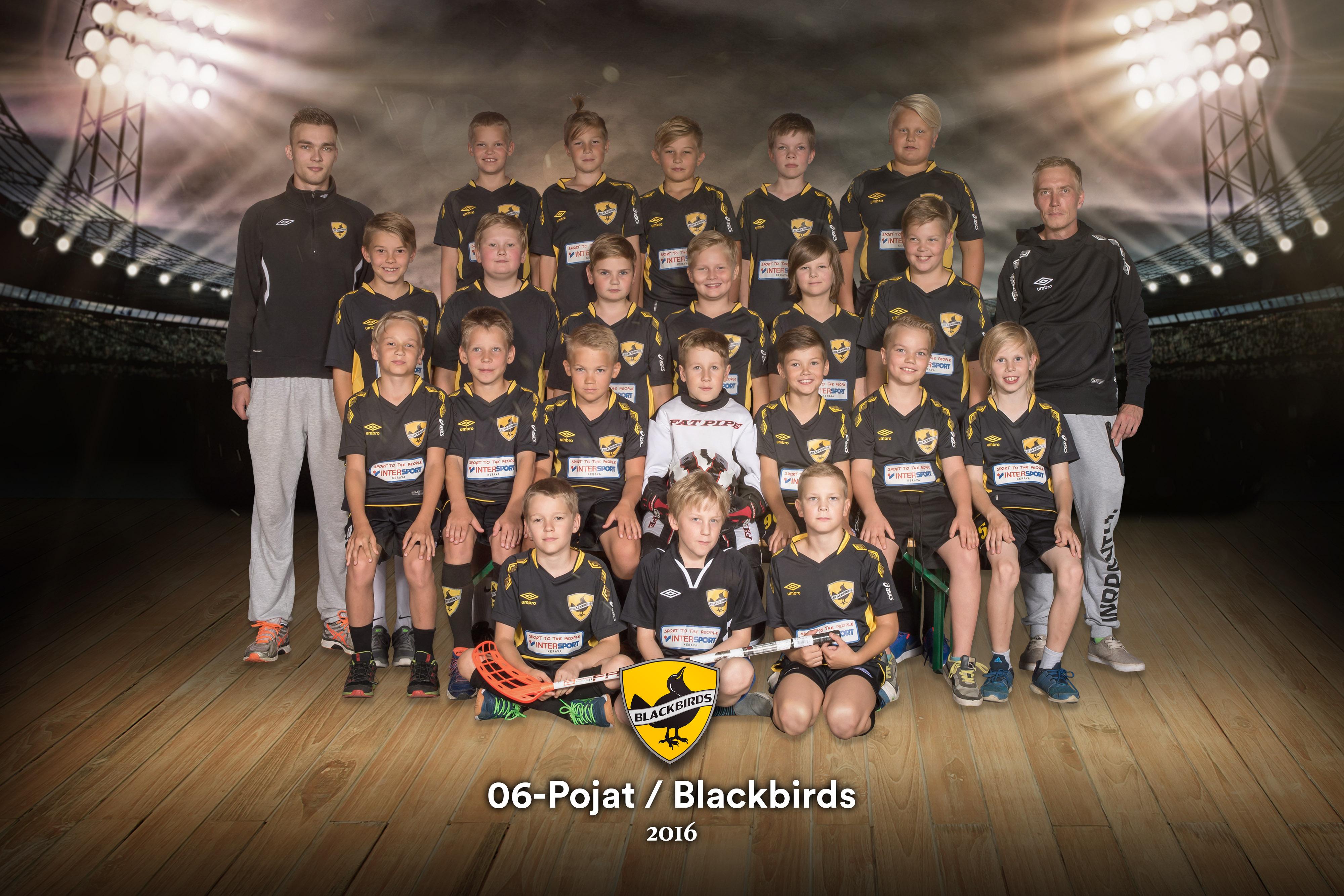 Myclub Blackbirds