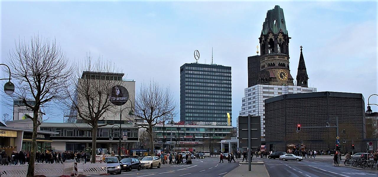 Berliini Keskusta