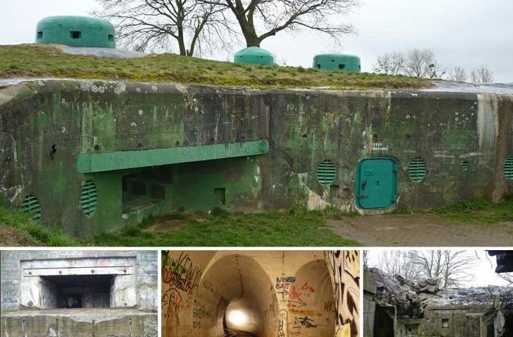 Saksan Keskitysleiri Museot