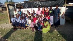 Bethelin lapset ja opettajat