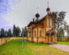 Orthodox church of Tornio