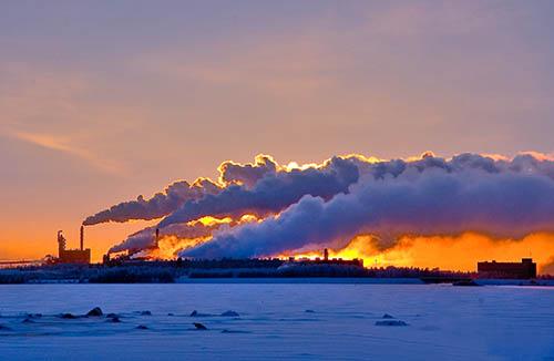 Stora Enso paper mill kemi