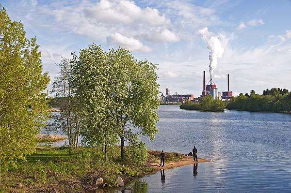 Stora Enso, paper mill, Oulu