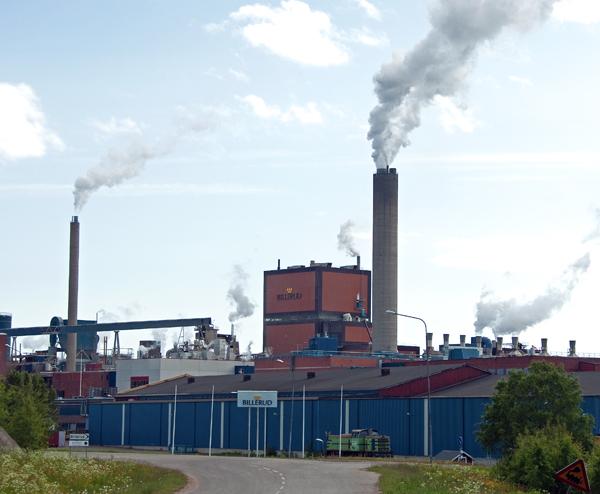 Billerud, Karlsborg mill