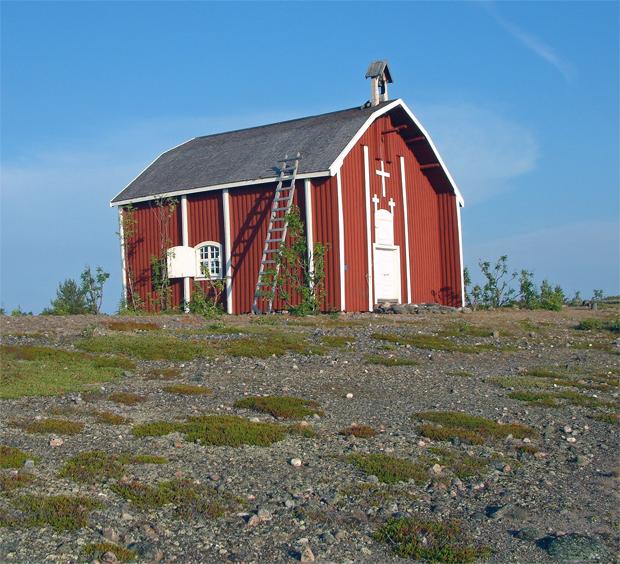 Kappeli - Sandskär