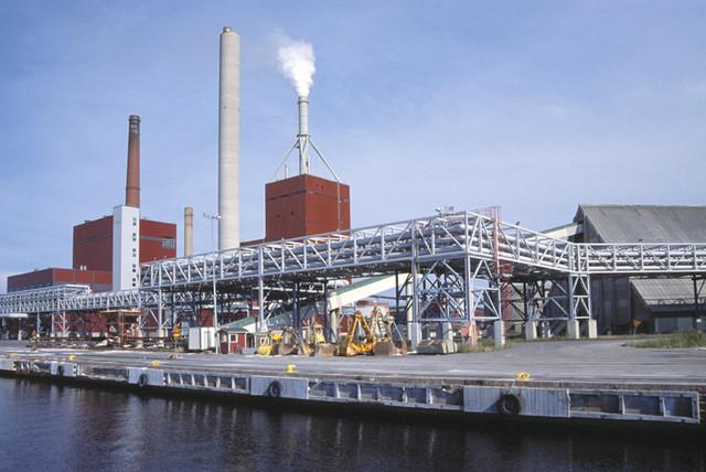 Storaenso, Oulu mill