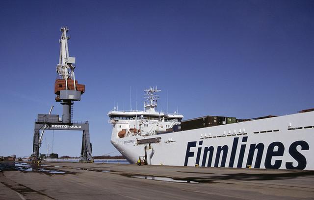 Port of Oulu