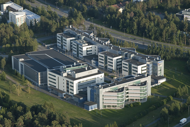 Nokia Networks Systems, Oulu