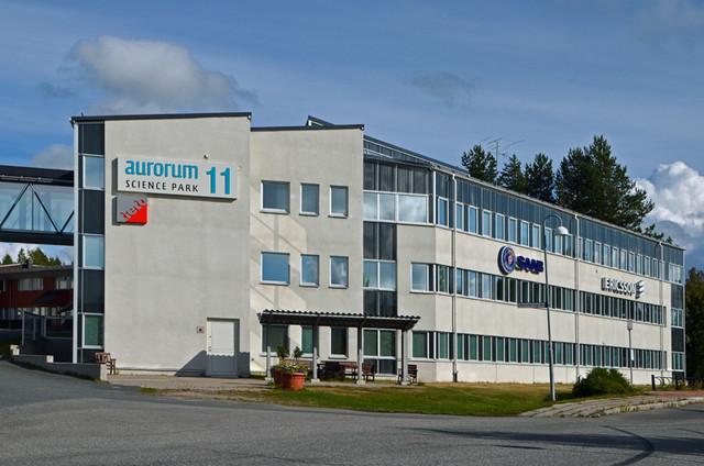 Aurorum, Luleå