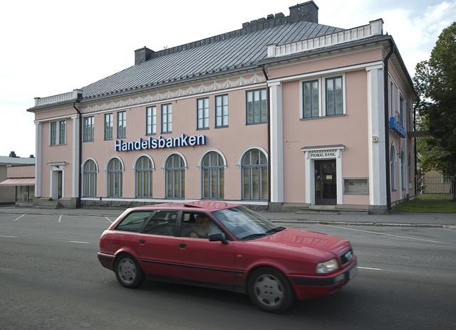 Handelsbankenin rakennus