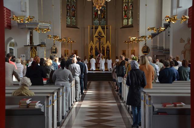 Luleå kyrka