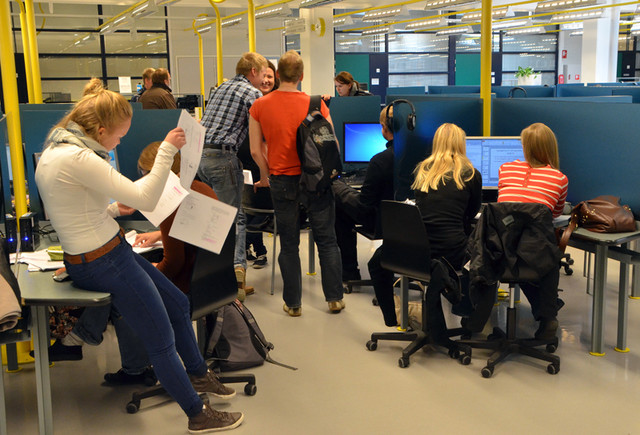 Students, University of Oulu
