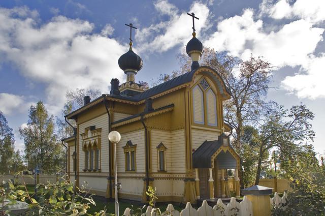Ortodoksikirkko Torniossa