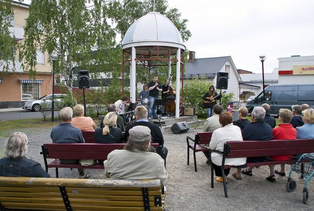Kalotti jazz, Haaparanta