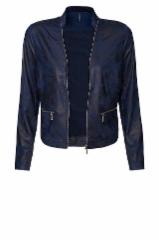 One Two jakku sininen