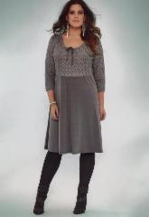 Zhenzi mekko harmaa