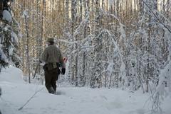 Talvitreeniä 30.1.2011