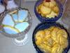 Ristiäisten pikkuleipiä