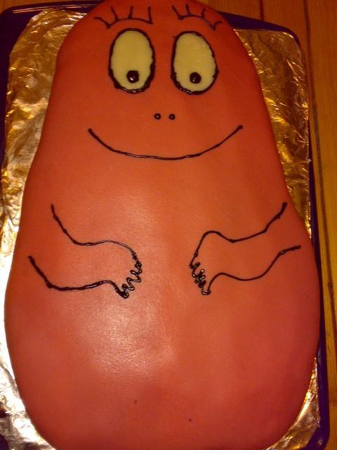 barbapapa-kakku