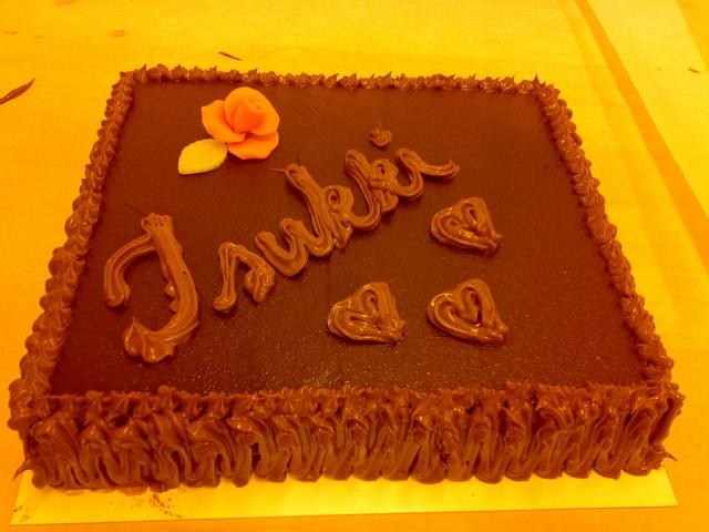 Isänpäivän kakku