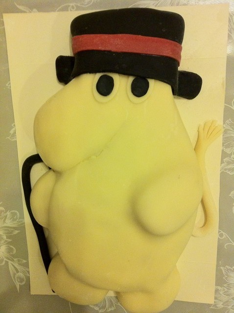 muumipappa kakku
