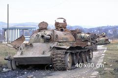 Tuhotut tankit