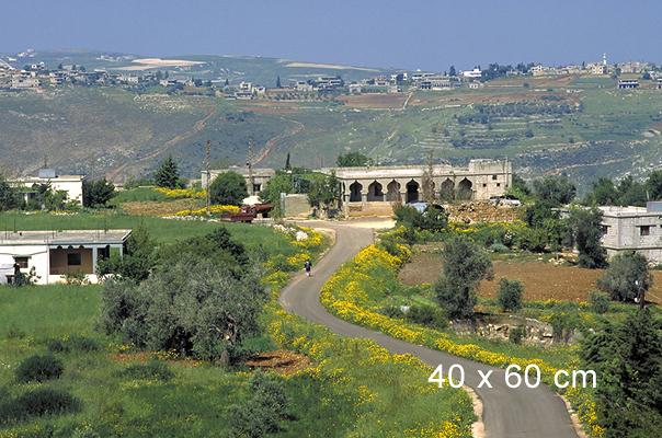 Al Qusayrin kylä 1995