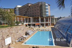 Hotellin uima-allas Asmarassa
