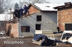 camp jussin rakennusten korjausta 1996