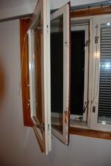 ikkunoiden välihelat ovat kaikki rikki