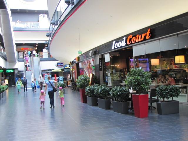 Shopping centre Flamingo in Vantaa