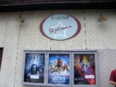 Sähköliikkeestä elokuvateatteriin