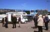 Odottelua Rocca-al-Maren kauppakeskuksessa