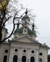 Museon jälkeen kirkkoon tutustuminen