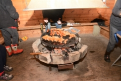 Grilli-illan antimia valmistumassa