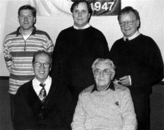 Perustamiskokous 1995 johtoryhmä