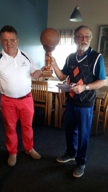 Golf mestari 2017 Anssi Forsblom