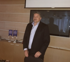 Pentti Halonen kertoo Hyvinkään tapahtumista 2018