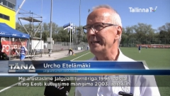 Urkki Tallinnan tv:n haastattelussa