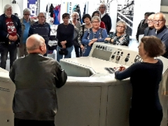 Concarit radio- ja tv-museossa 2018
