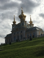 Kirkko Pitarinhovissa