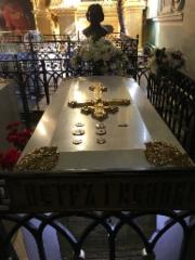 Pietari Suuren hauta