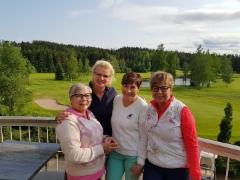 Iki-Ihanaisten golftapahtuma kesällä 2019