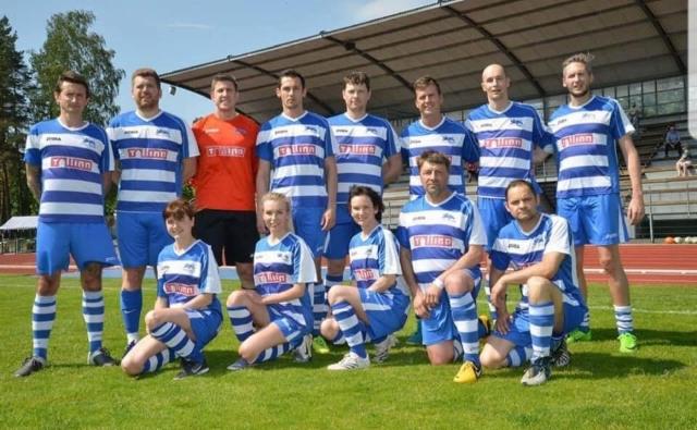 Tallinan kaupungin joukkue