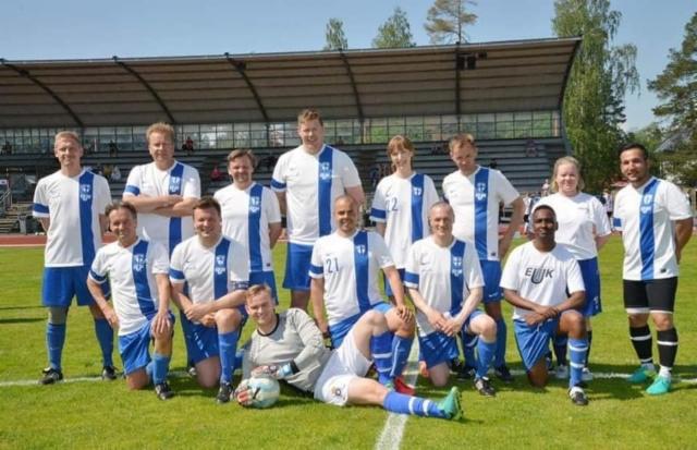Suomen eduskunnan joukkue