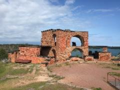 Pommarsundin raunioita