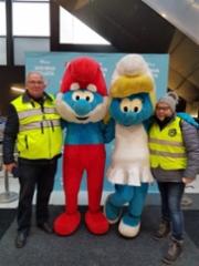 Smurffit, Pirkko ja Pekka